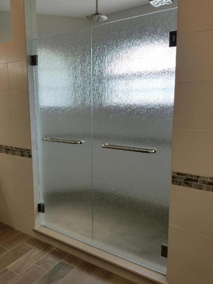 Double Glass Doors Rain Glass Jv Shower Doors And More